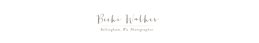 Becki Walker Photography logo